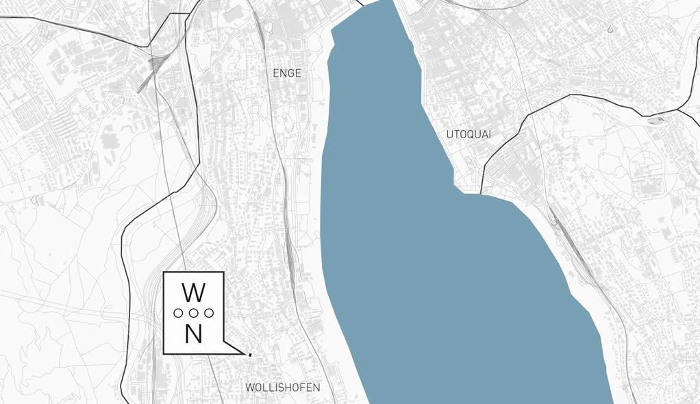 WOOON - Wohnen in Wollishofen Zürich